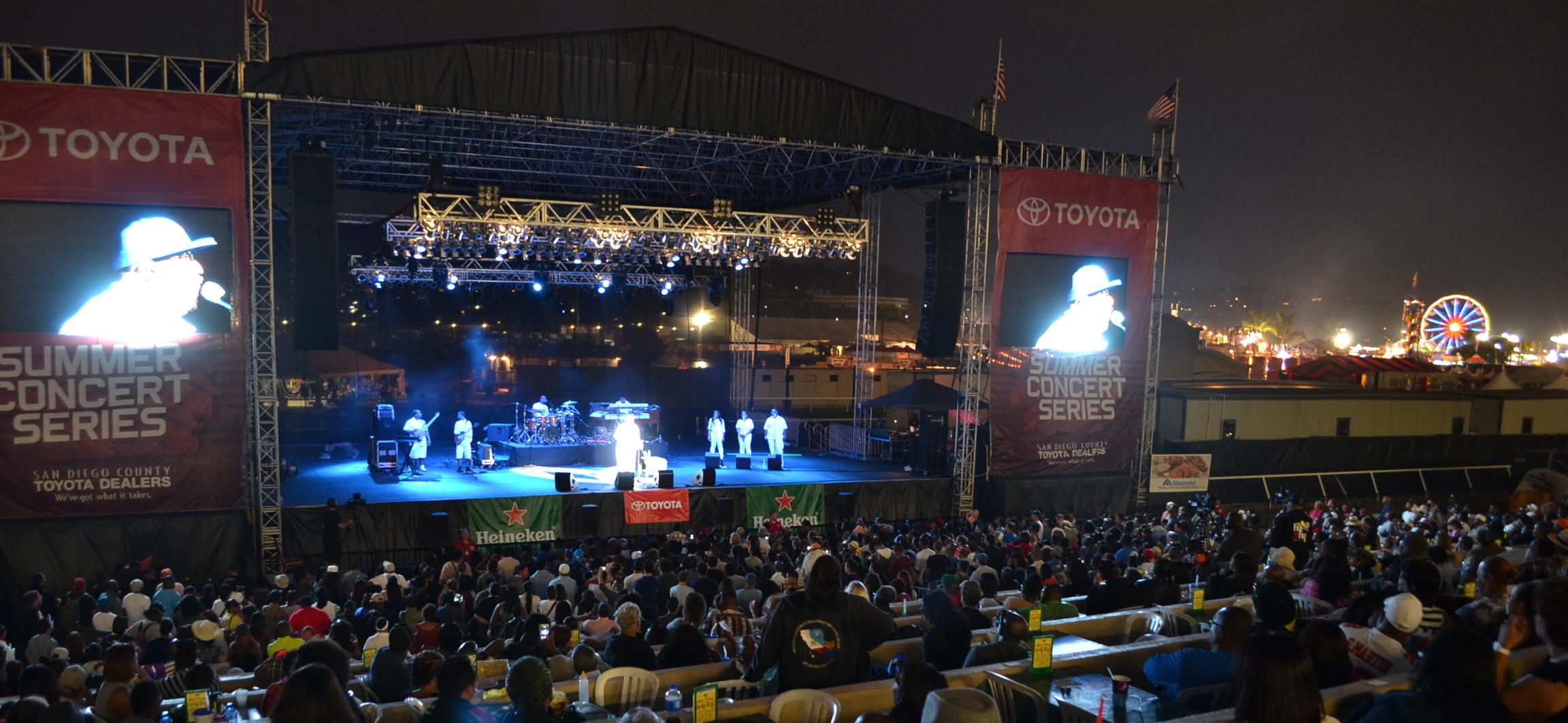 usd concert